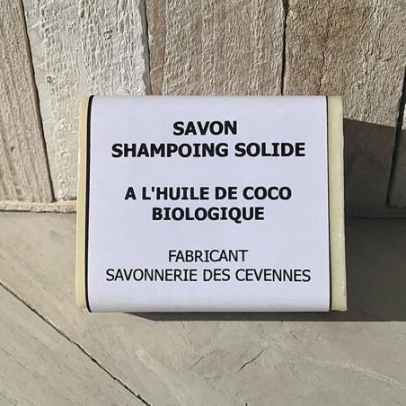 Savon shampoing solide coco bio